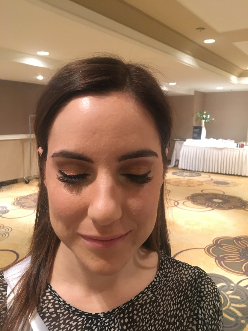 Maquillage Miss Canada
