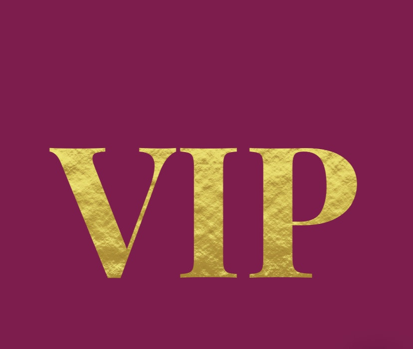 JOIN AS VIP